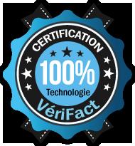 certification Vérifact
