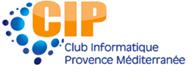 Logo club informatique provence Méditerran