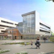 Centre Hospitaier Melun hôpital numérique